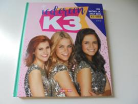K3 boek zo word je zelf k3 ster afm 30 x 27 cm prijs per stuk
