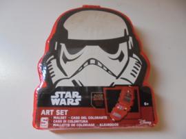 Starwars Art set afm dicht 20 x 23 cm prijs per stuk