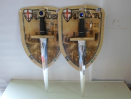 Zwaard crusader prijs per stuk