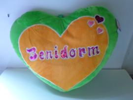 Pluche hart Benidorm 40 cm prijs per stuk