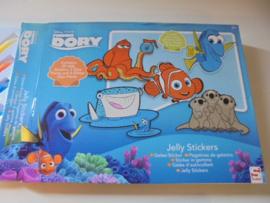 Finding Dory jelly stickers afm 33 x 25 cm prijs per stuk