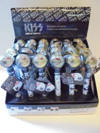 Hello Kitty pen met stuiterbal 24 in display prijs per display a 24 stuks