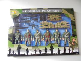 combat play set 37 x 25 cm prijs per stuk