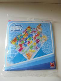 Bestway splash and play assorti kleur luchtbed 189 x 69 cm prijs per stuk