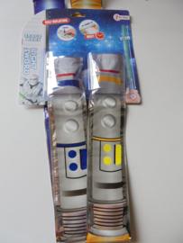 Toi Toys spacewars licht sword 97 cm set 2 stuks prijs per set a 2 stuks
