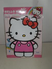 partij 50 stuks Hello Kitty Foam Decoration prijs per partij a 50 stuks