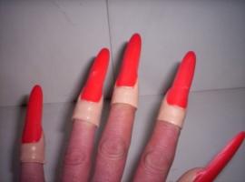 Night mare claws nep nagels prijs per pakje