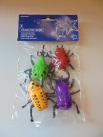 crawling bugs 25x15 cm prijs per zak a 4 stuks