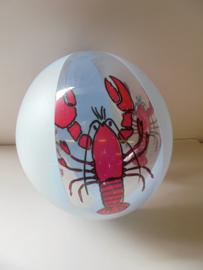 strand bal kreeft 30 cm prijs per stuk