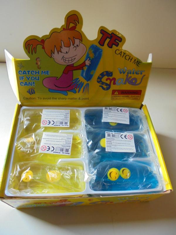 jelly Water Snake prijs per display a 12 stuks