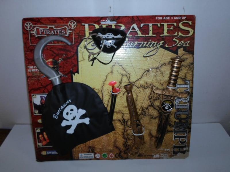 Pirates Burning Sea grote kaart prijs per stuk