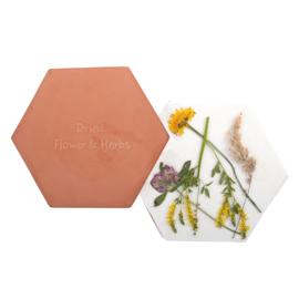 Magnetron bloemen en kruiden droger