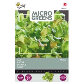 Microgreens Gemengde Sla