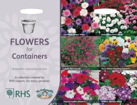 Collectie Bloemen voor in potten