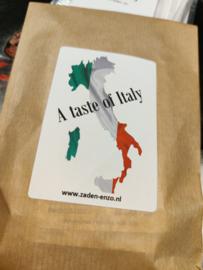 Pakket A Taste of Italy