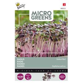 Microgreens Red Daikon (Radijs)