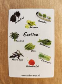 Pakket Exotica