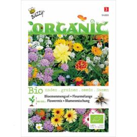 Bloemenmengsel Bijen