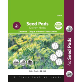 Seedpads Dille