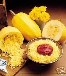 Pompoen Spaghetti