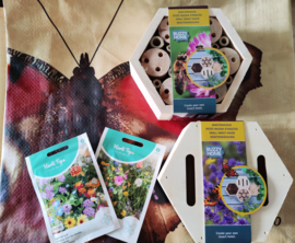 Kado Pakket bee´s and butterflies