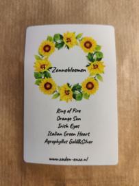 Pakket Zonnebloemen Nieuw