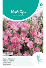 Lathyrus Royal Family Roze