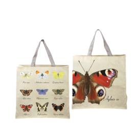 Leuke shopper Vlinders