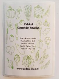 Pakket Gezonde Snacks