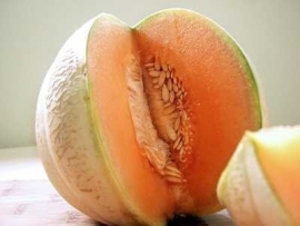 Cantaloupe di Charantais