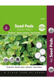 Seedpads Kruizemunt