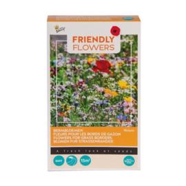 Friendly Flowers Bermenmengsel Laag 15m²