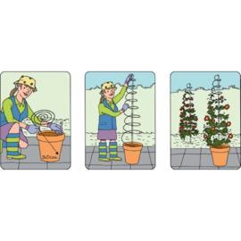 Plantensteun Twisters