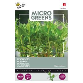 Microgreens Peashoorts