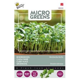 Microgreens Boerenkool Westlandse Herfst