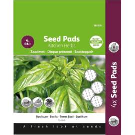 Seedpads Basilicum