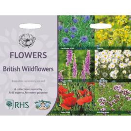 Collectie British Wildflowers