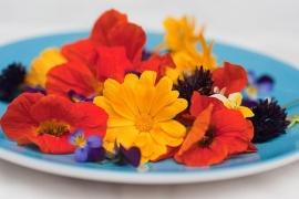 Eetbare Bloemen Pakket