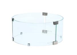 Glazen Ombouw Cosi ronde glasset (46 cm)