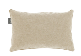 Cosipillow Solid Natural 40x60 cm