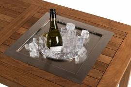 Inbouw Wijnkoeler Vierkant Happy Cocoon