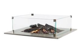 Glazen Ombouw Cosi glasset rechthoek (55 x 35 cm)
