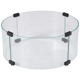 Glazen Ombouw Cozy Living Glasset Ø49xH21cm