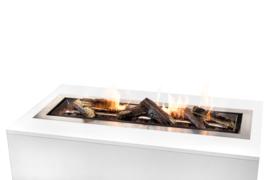 Happy Cocooning vuurtafel Inbouwbrander Rechthoek groot