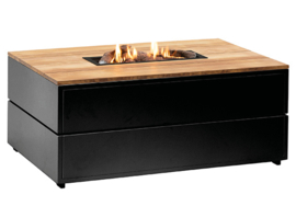 Cosipure 120  Black frame / Teak top