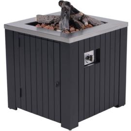 Cozy Living Faro 60 x 60 cm zwart