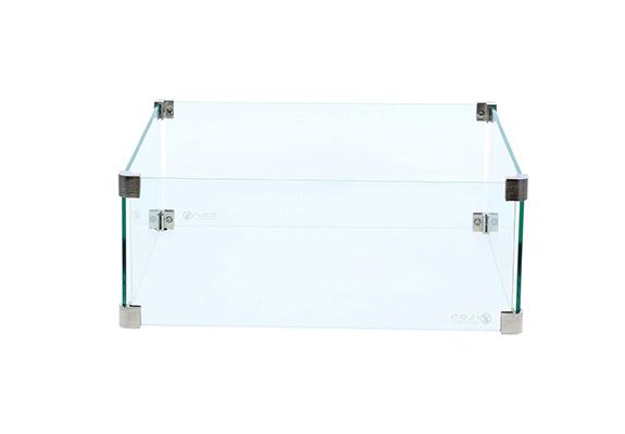 Glazen Ombouw Cosi square / vierkante glasset  L (50 x 50 cm)