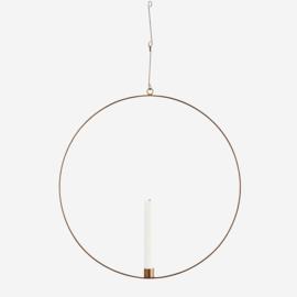 Wire ring gold 40cm Madam Stoltz
