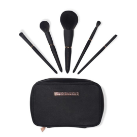 Youngblood Jet Set 5pc Make-up Brush Kit