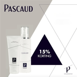 Pascaud Cleanser 250 ml en Pascaud Salicylic Exfoliator 75 ml